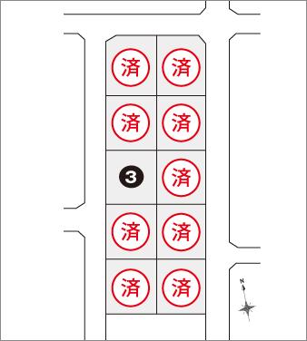 区画マップ
